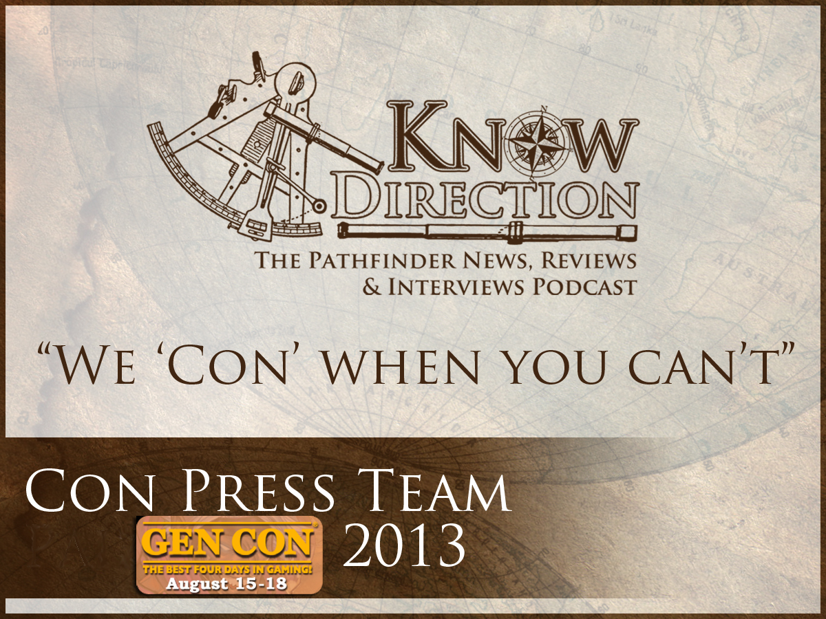 Know Direction GenCon 2013
