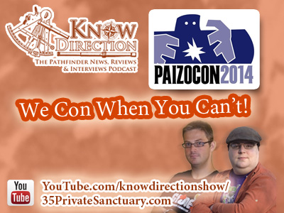 PaizoCon 2014 Coverage