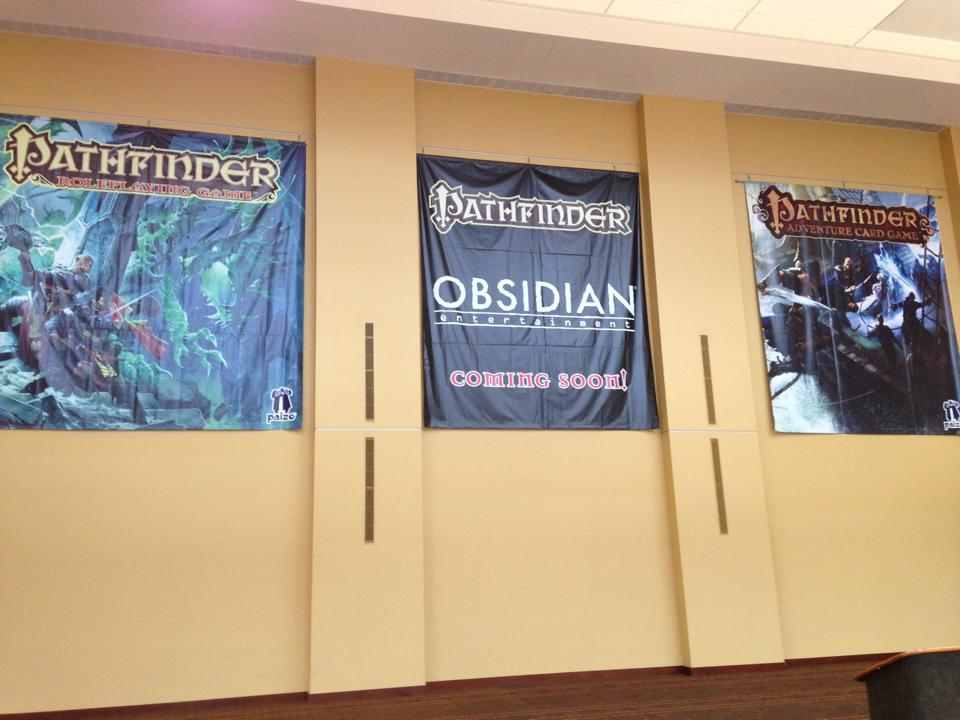 News! Obsidian Entertainment Making a Pathfinder Video Game