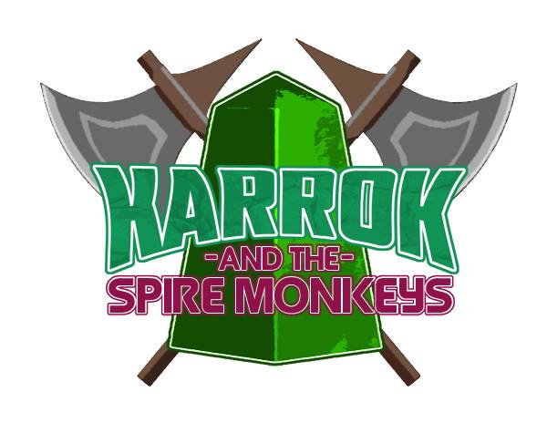 Karrock-Tested, Spire Monkey Tolerated. Copyright Jefferson Jay Thacker