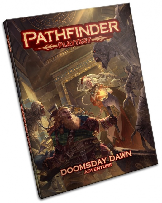 Pathfinder Second Edition and Playtest Infodump | Know Direction
