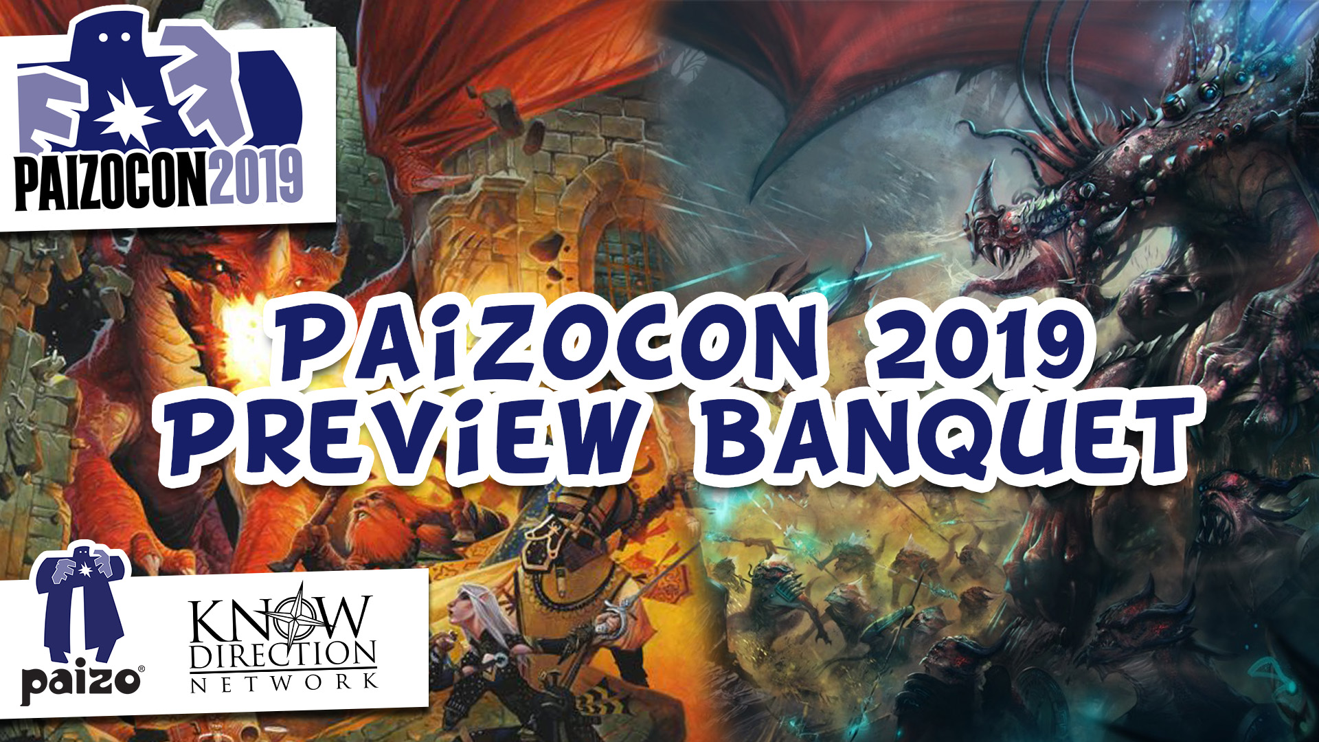 PaizoCon 2019 Preview Banquet