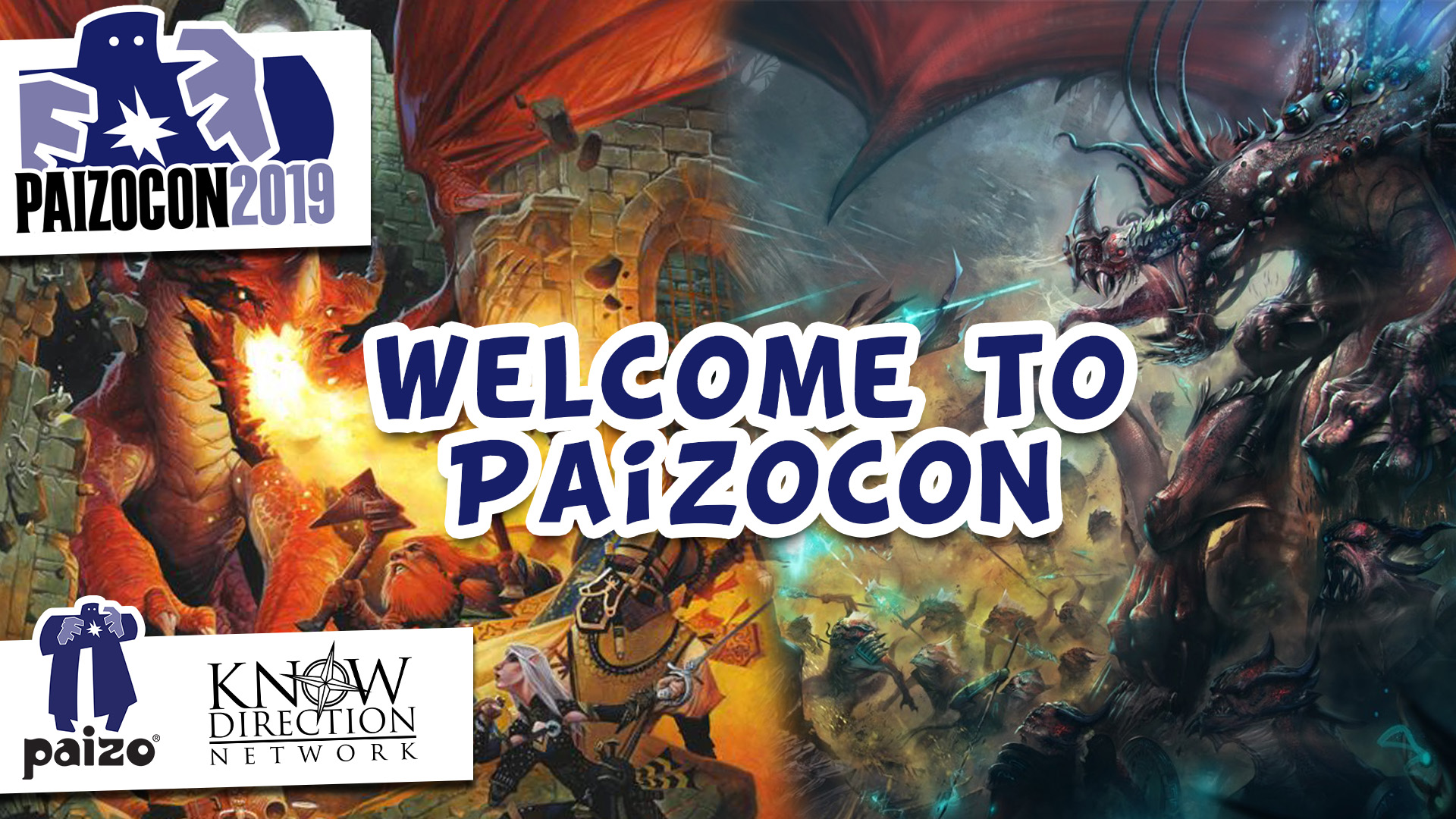 PaizoCon 2019 - Welcome to PaizoCon
