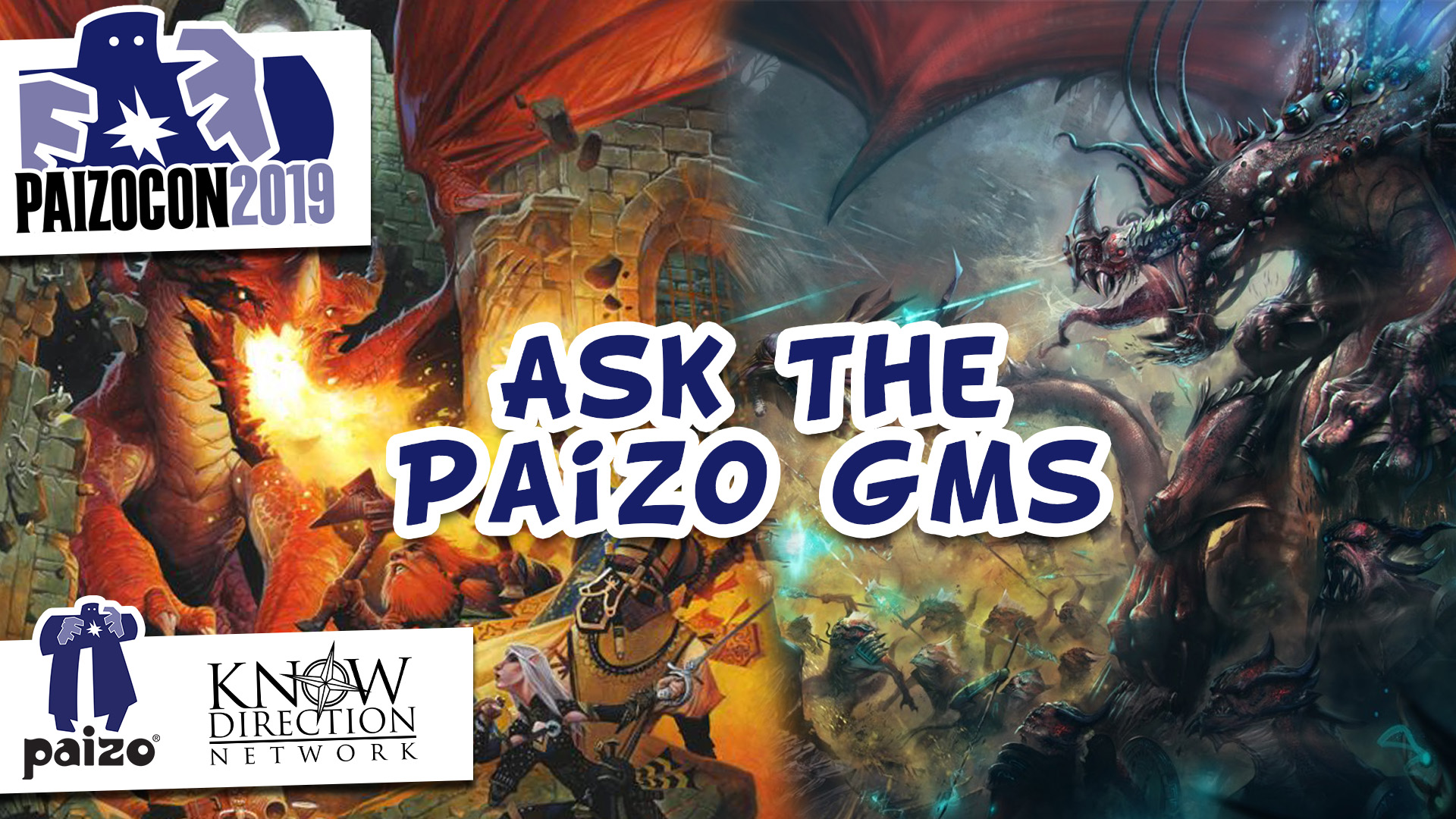 PaizoCon 2019 - Ask the Paizo GMs