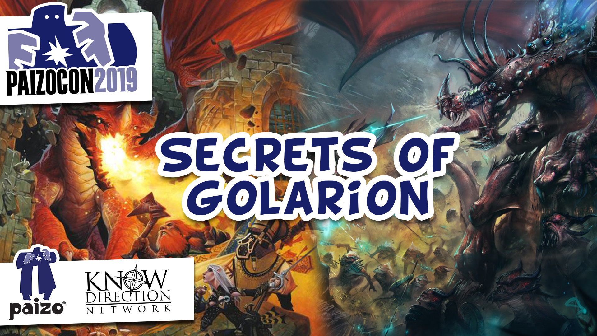PaizoCon 2019 - Secrets of Golarion
