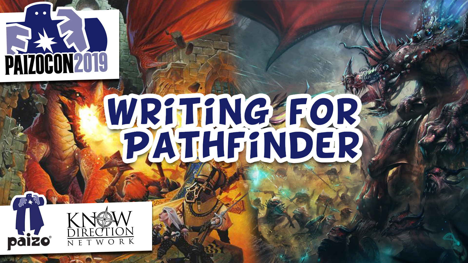 Writing for Pathfinder