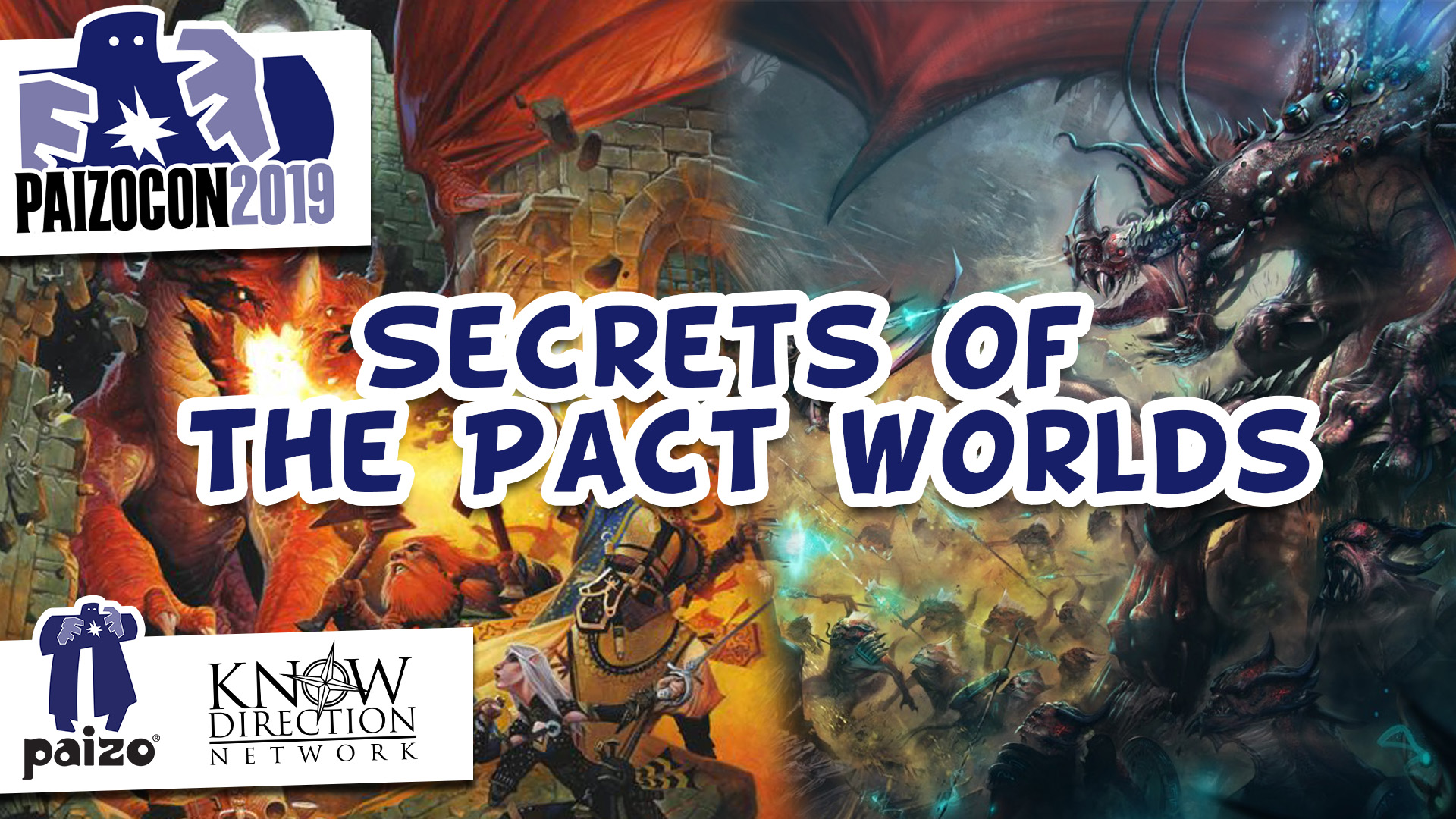 Secrets of the Pact Worlds