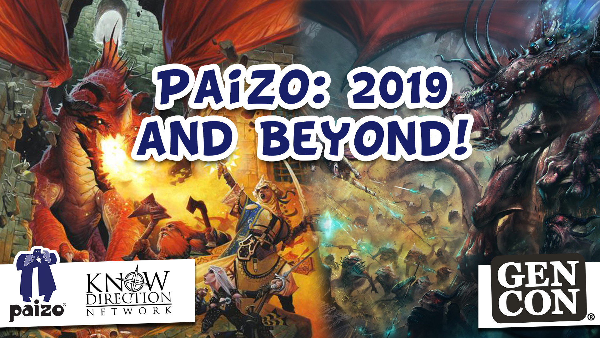 Paizo 2019 and Beyond Episode Card