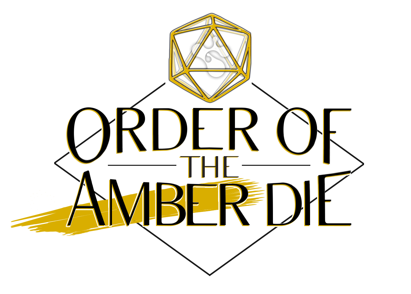 order of the amber die logo