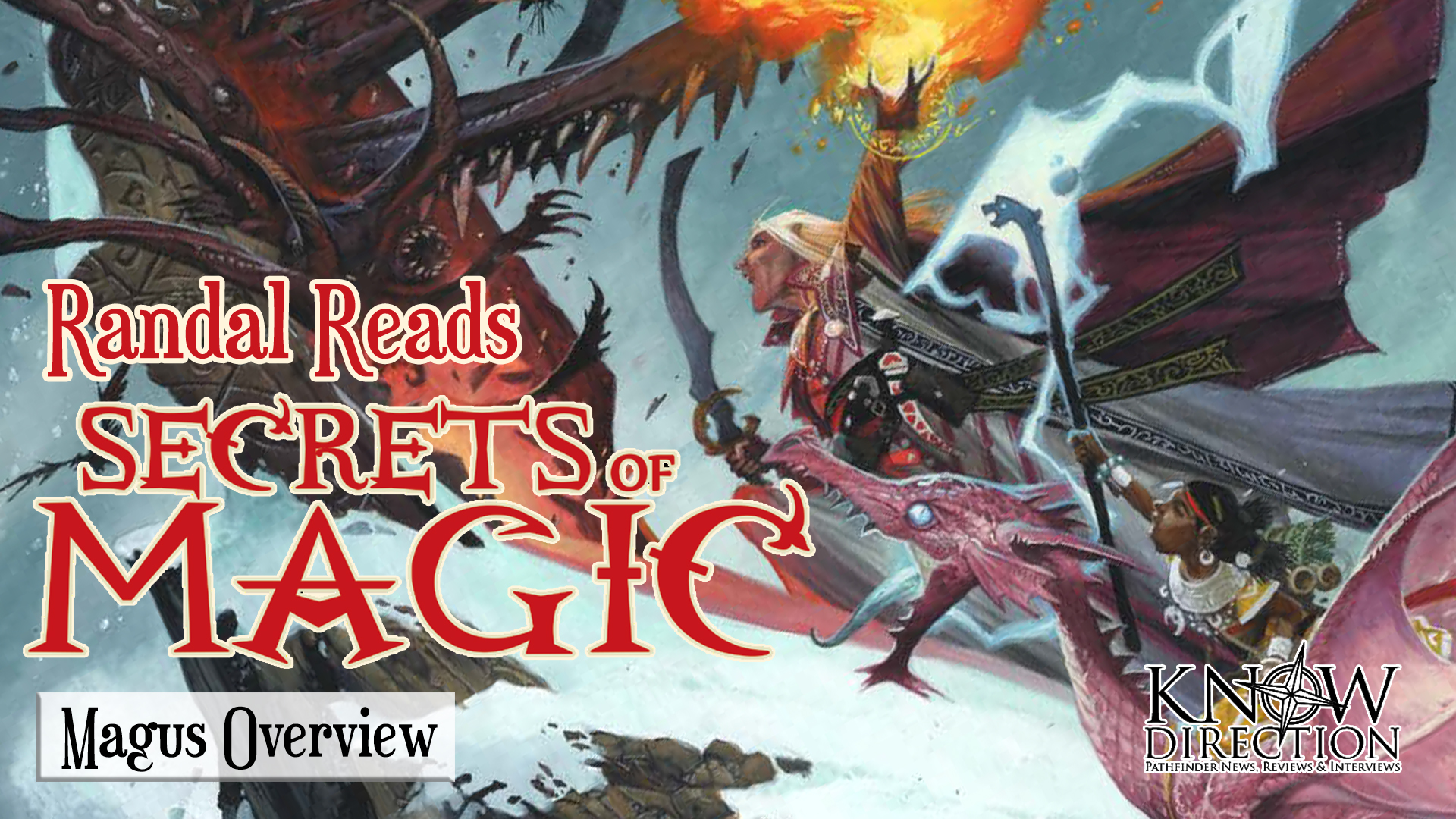 Randal Reads Secrets of Magic: Magus Overview